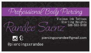 Randee card