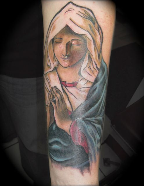 Mary Finished