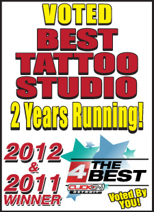 best tattoo shop detroit