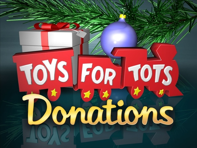 Official Donation Center for Toys for Tots