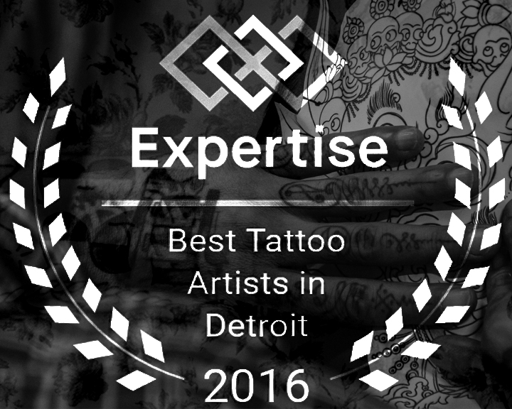 2016 Best Tattoo Shop in Detroit | Vicious Ink Tattoos & Piercings
