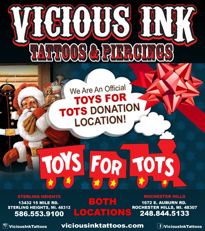 Vicious Toys For Tots