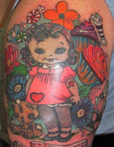 Custom Tattoo Artist in Michigan 32