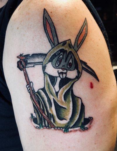 Tristan Michilli Tattoo Artist 17