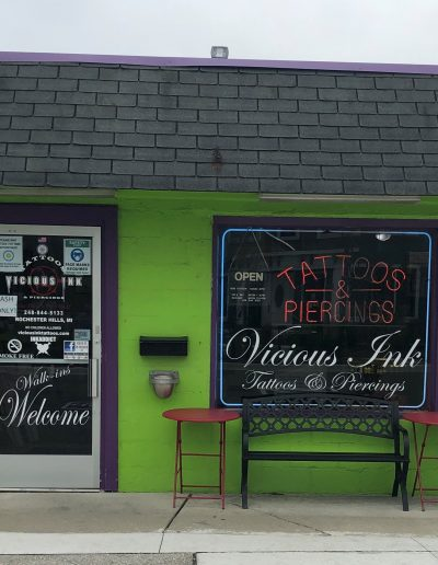Vicious Ink Tattoo Shop 1
